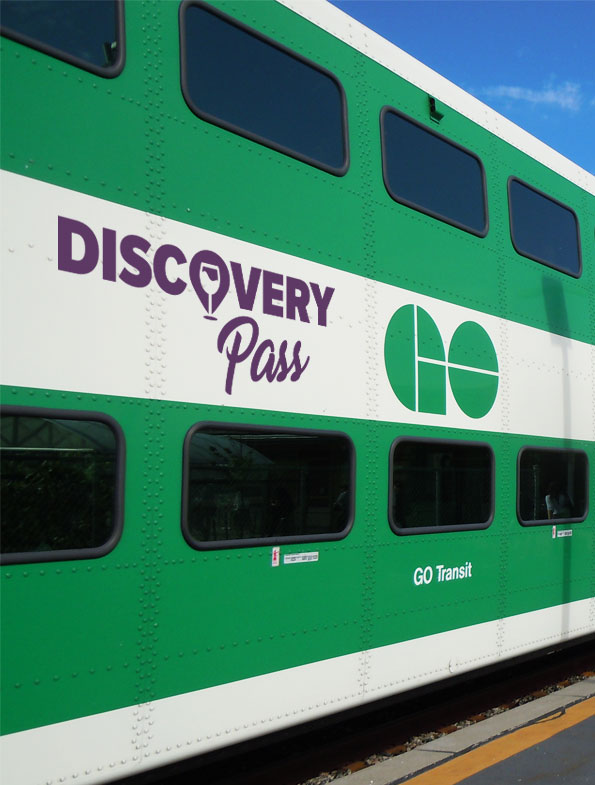 GO Train Discovery Pass