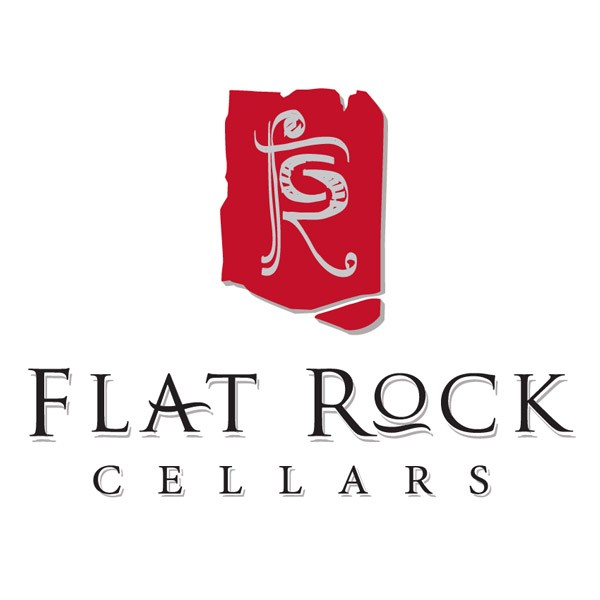 Flat Rock Cellars logo